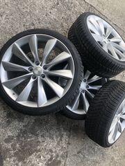 Tesla Model S Winterräder 21