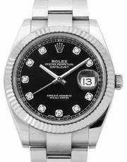 Rolex Datejust 126334 Weißgold Automatik