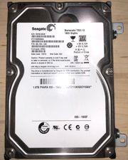 4x 500 GB und 1x