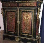 Boulle Kommode Kabinettschrank Napoleon III