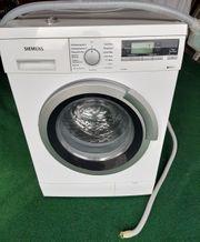 Siemens Waschmaschine iQ700 ecoStar