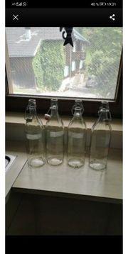 Einmach Flaschen Mit Bügel verschluss