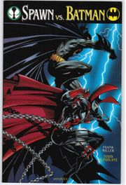 Spawn vs Batman Erstausgabe ISBN