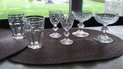 Baccarat france Kristallglas