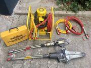 Hydraulischer Rettungssatz Weber Rettungsschere S90