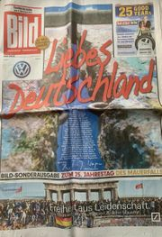 BILD - Zeitungen ORIGINALEx