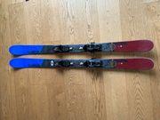 Skier Stiefel für Jungs 10-11