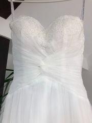 Brautkleid Gr 34 von Mark