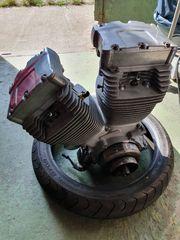 Harley Twin Cam A Motor