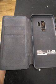 Samsung Hulle dunkel Grau mit