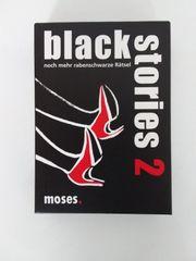 Kartenspiel black stories 2