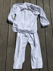 Teakwondo Anzug
