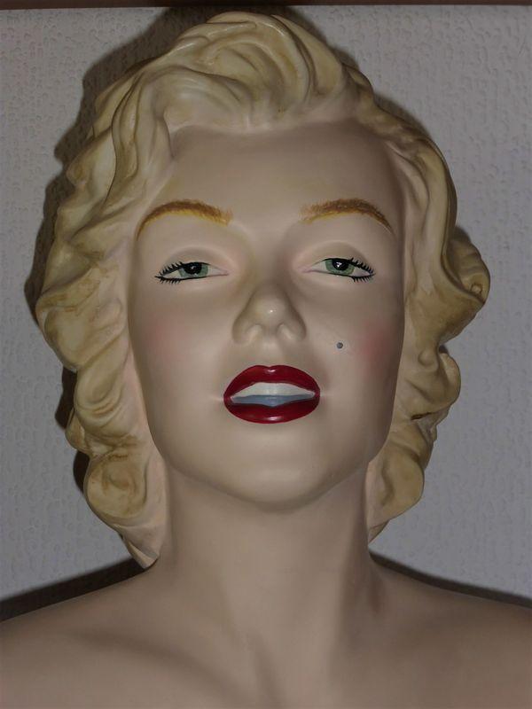 Marilyn Monroe Büste 59 cm