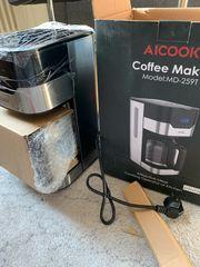 Neue Kaffeemaschine von AiCOOK