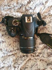 Nikon D3300 Spiegelreflexkamera 18-55 AF-P