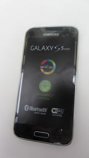 Samsung Galaxy S5 mini in