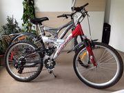 Verkaufe 2 schöne Mountainbikes 24