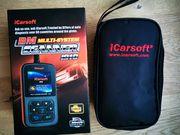 iCarsoft i910 für BMW Mini -