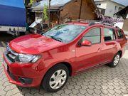Dacia Logan MCV 90 PS-Diesel