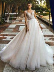 neues Brautkleid von Pronovias