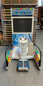 Namco Alpine Racer Retro Arcade