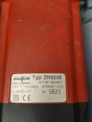 ZH 320 E Zimmerei Profi