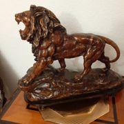 Löwe Skulptur Figur
