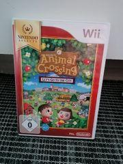 Animal Crossing für Nintendo Wii