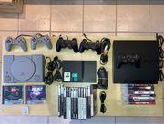 SONY Playstation PS1 PS2 PS3