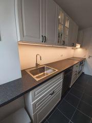 Küchenzeile neuwertig mit Bauknecht Geräte