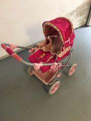 Kinderpuppenwagen