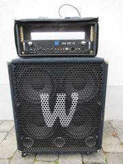 Bassverstärker Warwick ProFet IV 8-Band