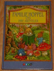 Kinder-Buch Familie Hoppel und ihre
