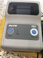 SATO CG208 Etiketten Drucker - NEUwertig -