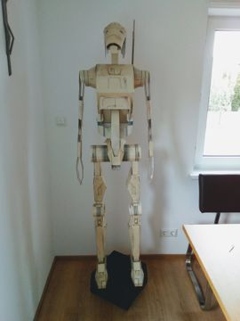 Star Wars Life Size Battle Droid