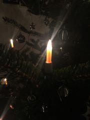 Lichterbogen Tannenbaum Weihnachtsbaum Kerzen