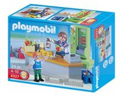 PLAYMOBIL Kiosk mit Hausmeister