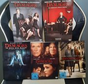 Damages Staffel 1 - 5 DVD