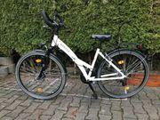 Damen-Fahrrad - 28 Zoll Alu-Rahmen