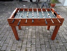 Spiele, Automaten - Tischfussball Tischkicker
