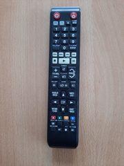 Universalfernbedienung Fernbedienung TV schwarz