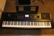 Yamaha DGX-650 E-Piano schwarz Top