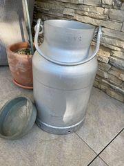 Alte Milchkanne 20 Liter
