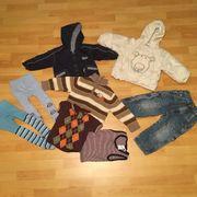 Winterkleidung Junge 86 92 Winterjacke