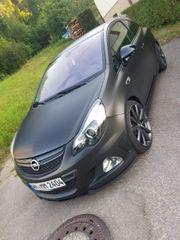 Opel Corsa D Opc Nürburgring