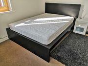IKEA Bett 140x200 mit Matratze