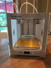 Ultimaker 3 3D Dual Drucker