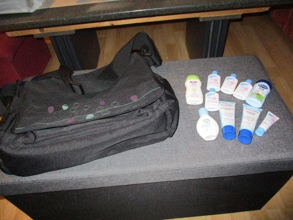 neue windel baby-tasche blau viel