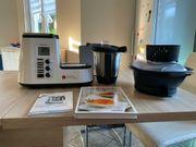 SILVERCREST Küchenmaschine mit Kochfunktion Monsieur