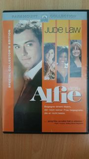 Dvd - Alfie